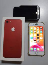 iPhone 7 Red de 128gb