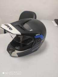 Vendo capacete Bieffe usado pouco dias
