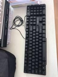 Teclado entrada USB