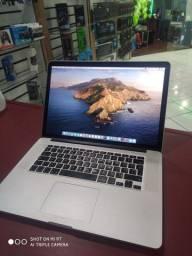 Macbook  pro core i7 8 gigas de RAM ssd 120 placa de vídeo $3.490,00