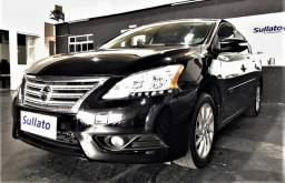 Nissan Sentra SV Automatico + couro Zero Entrada 60x R$ 1399,00