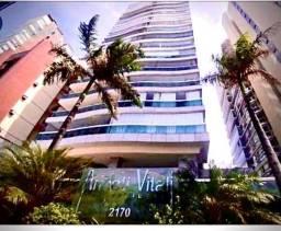 Apto de 3Qtos c/ Suíte, 103 m² por R$ 895mil - Praia de Itaparica - Vila Velha/ES