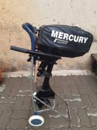 Motor Mercury 3.3 HP / 3.5 HP