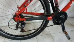 Bike muito boa com nota fiscal. Venda ou troca