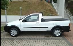 Vendo Camionete Fiat Strada Fire Flex 1.4 Branca 2012
