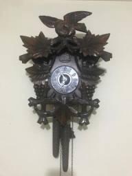 Relógio cuco original de corda - passo cartão