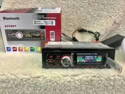 Rádio Mp3 bluetooth com Controle remoto