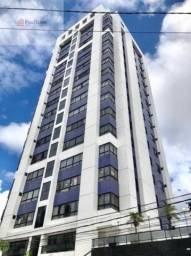 Apartamento à venda com 3 dormitórios em Manaíra, João pessoa cod:14424