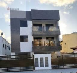 Apartamento à venda com 2 dormitórios em Bessa, João pessoa cod:15445