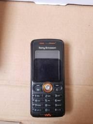 Vendo Sony Ericsson w200i raridade super conservado pra colecionador! comprar usado  Natal