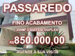 Casa Passaredo 3 suítes  4 vagas \ Semi Mobiliada  Agende a sua Visita