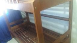 Beliche com escada