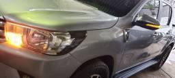 Hilux CD 2.8 4X4 mod 2018 diesel