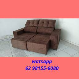 Sofá retrátil reclinável sofá sofá sofá novo