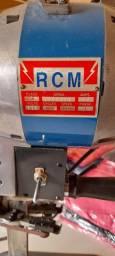 MAQUINA DE CORTAR TECIDO DE FACA 8¨POLEGADAS RCM DC?3B - 220 V