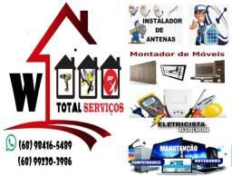 Serviços residencial