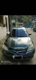 Honda Civic 1.7 automático LXL