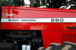 Massey Ferguson Modelo 660 Ano 04