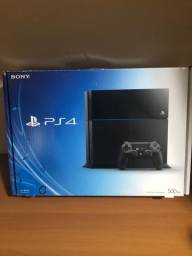 PlayStation 4 - PS4 500 GB completo