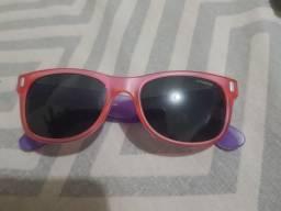 Óculos de sol infantil marca Polaroid
