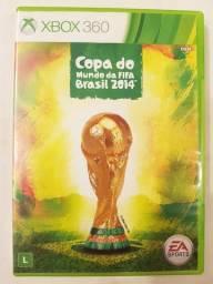 Copa do mundo fifa Brasil 2014 de xbox 360