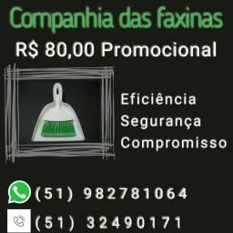 Companhia das faxinas