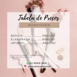 Maquiagem Social&Festas   Curso de Automaquiagem