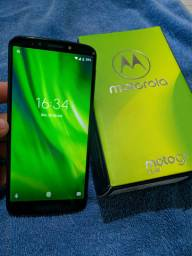 V/T MOTO G6 PLAY completo nota fiscal