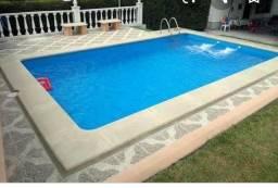 Fazemos limpeza e manutenção de piscinas