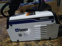 Máquina de solda boxer 140 nova