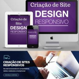 Criação de Sites Profissionais, Dinâmicos e Personalizados