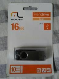 Pendrive MULTILASER 16GB (lacrado)