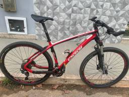 Bike OGGI AGILE SPORT CARBONO semi nova