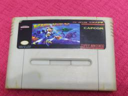 Cartucho snes-MEGA MAN X