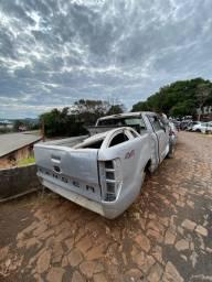 Sucata para retirada de peças- Ford Ranger 2013