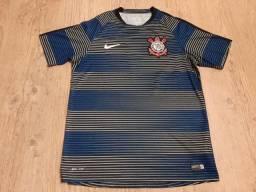 Camisa Corinthians Pré Match 2016