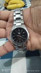 Relógio Seiko 5 Automático.