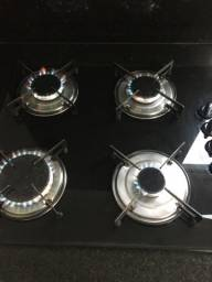 Fogão cooktop 4 bocas