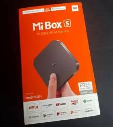 Mi Box S xiaomi tv 4k