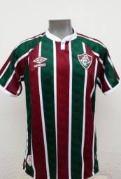 Camisas tricolor do Fluminense