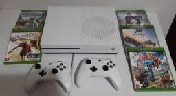 Xbox One S (Branco) - 1 Tb