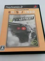 Nerd For Speed Pro Street<br><br>Ps2 Original