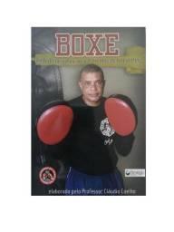 Livro: Boxe, Método de Aulas - Prof. das Estrela do MMA nacional
