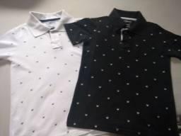 Camisa polo tamanho 10