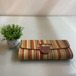 Bolsa carteira 12x30 cm