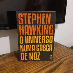 Box Livros Stephen Hawking