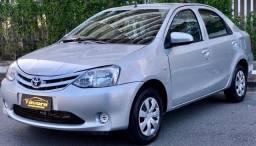 Toyota Etios Sedan 2016 1.5 Completíssimo Extra