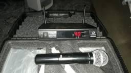 Microfone Sem fio Waldman