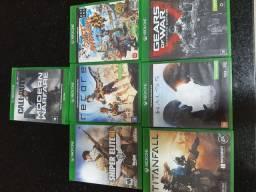 7 jogos Xbox One