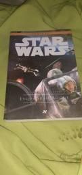 Livro raro do Star wars